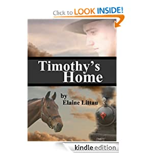 Timothy's Home (Nan's Heritage Series)