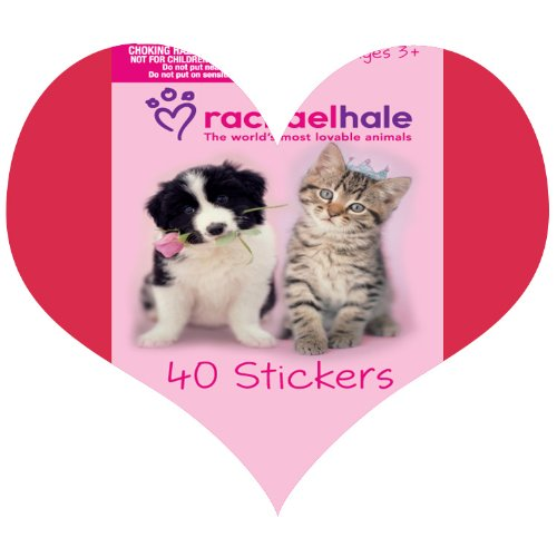 Paper Magic Rachel Hale Sticker Heart - 1