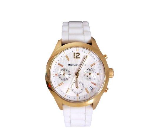 MICHAEL Michael Kors Jet Set Gold Tone Chronograph Watch