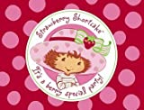 Strawberry Shortcake Invitations and Thank You Notes 16ct