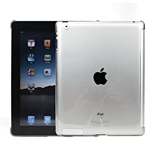 Smart Cover Partner Snap On Slim-Fit Case for Apple iPad 2 - Crystal Clear