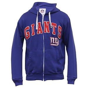 NFL Classic Full Zip Hooded Sweat Shirt Hoodie by NFL