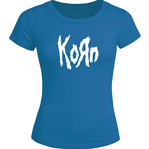 Korn Korn Banded Collar For Ladies Womens T-shirt Tee Outlet