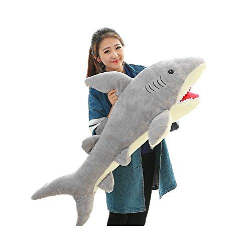 鮫 サメ ぬいぐるみ クリスマス プレゼント 可愛い  ぬいぐるみ 抱き枕 ...