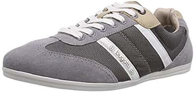 Bugatti F470563, Herren Sneakers, Grau (grau 160), 40 EU
