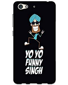Gionee S6 Back Cover Designer Hard Case Printed Cover