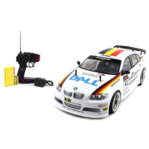 Electric Full Function 1:10 CT Speed Racing BMW M3 10+MPH RTR RC Car (Colors May Vary)