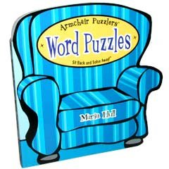 University Games Armchair Puzzlers Word Puzzles Book - 1