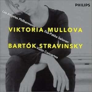 Stravinsky/Bartok;Violin Concs
