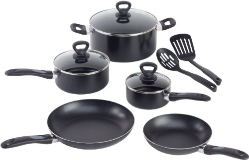 Anodized Induction Cookware front-254695
