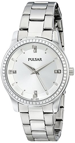 Pulsar Three-Hand Stainless Steel Women's watch #PH8103