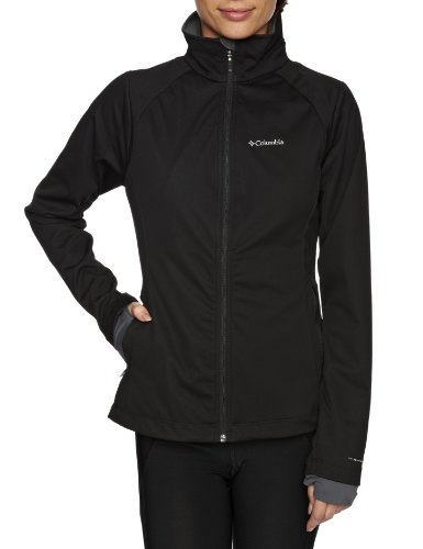 Columbia Damen Softshell-Jacke Tectonic, black, L, WL6697