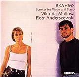 ブラームス : ヴァイオリン・ソナタ 第1番 ト長調 作品78「雨の歌」