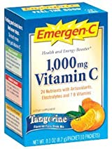 Emergen-C Tangerine (10 packets) by Alacer Corp.