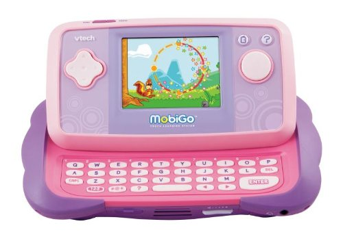 VTech - MobiGo Touch Learning System - Pink