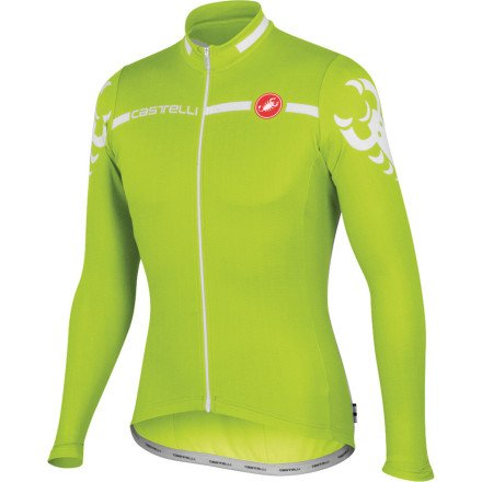 Buy Low Price Castelli Imola Jersey – Long-Sleeve – Men's (B0093QAZ7U)