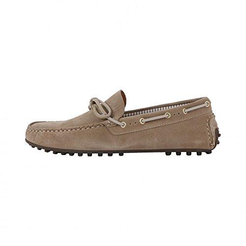 mocassini scarpe Trussardi 77S019_05_BEIGE Marrone