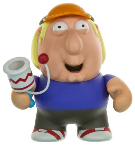 "Chris Griffin: Family Guy X Kidrobot ~3"" Mini-Figure - 1"