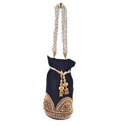 AHS Crafts Ghungroo Potli For Women