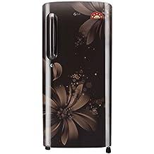 Lg 190 Litres GL-B201AHAN.AHAZEBN Direct-cool Single-door Refrigerator