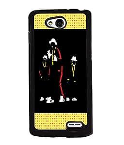 Printvisa 2D Printed Designer back case cover for LG L90 - D4330