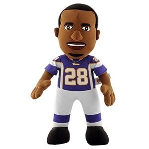 NFL Minnesota Vikings Adrian Peterson 14-Inch Plush Doll
