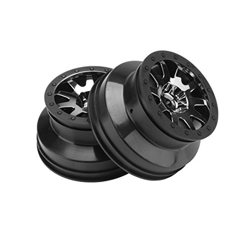 MK.10 Wheel, Black Chrome (2) 4.5mm Offset: Blitz - 1