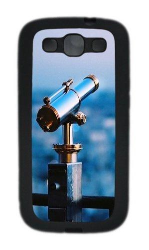 Astronomical Telescope Custom Design Samsung Galaxy S3 Case Cover - Tpu - Black