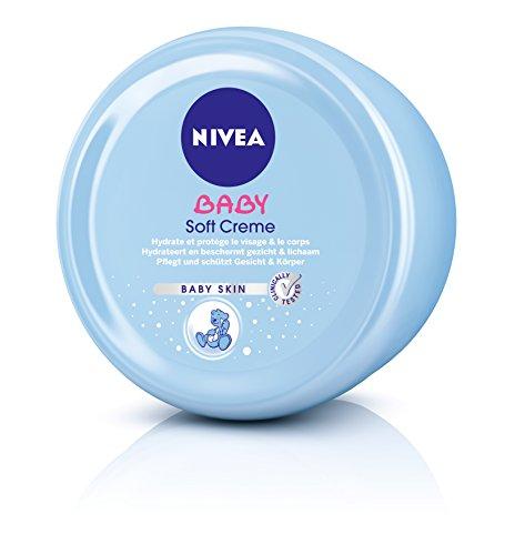 Nivea Baby Soft Creme, 3er Pack (3 x 200 ml)