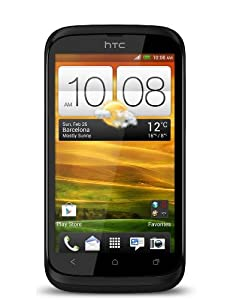HTC Desire V Dual Sim Android Smart Phone Black By Techworld