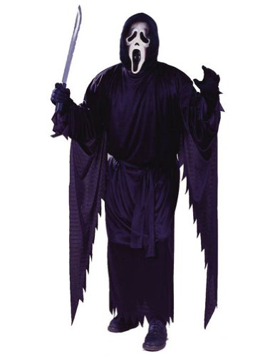 Scream Plus Sz Costume Adult Mens Costume