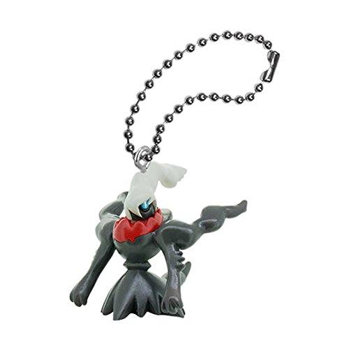 Pokemon The Movie X.Y~2014 Movie Special ~Mascot Figure Swing Keychain~491Darkrai
