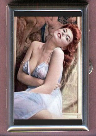 TINA LOUISE SEXY GINGER Coin, Mint or Pill Box: Made in USA! (Sexy Ginger)