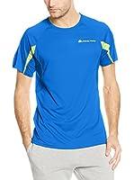 Alpine Pro Camiseta Manga Corta DIEGO (Azul)