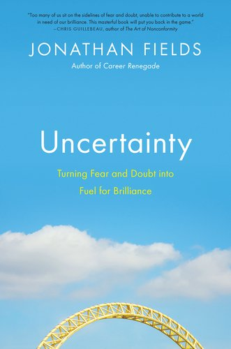 Uncertainty book promotion
