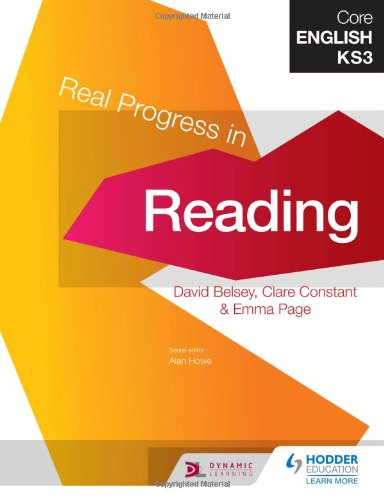 Core English KS 3: Real Progress in Reading