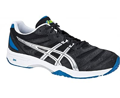 ASICS GEL SOLUTION SLAM NOIR BLEU