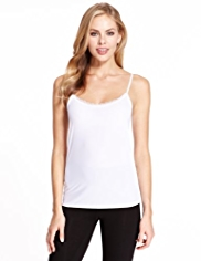 Cool Comfort™ Lace Trim Camisole