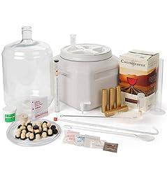 Connoisseur Wine Making Kit: Cabernet Sauvignon