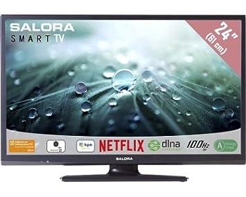 """Salora Salora 24LED9102CS 24"""" HD-ready Noir écran LED"""