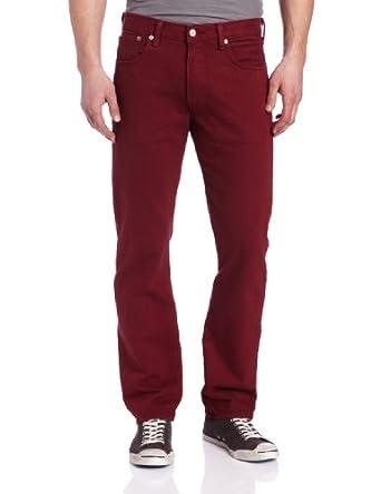 Levi's Men's 501 Original Fit Jean, Cordovan-Garment Dye, 30x29