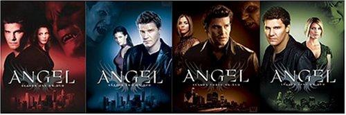 Angel: Seasons 1-4 [DVD] [2000] [Region 1] [US