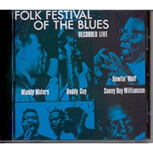 Folk Festival Of The Blues