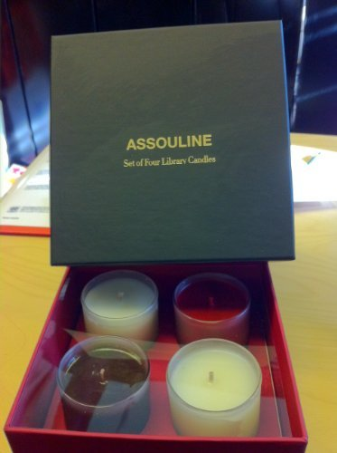 Candle Votive Set of 4