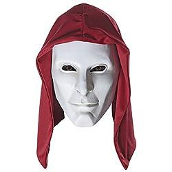Arkham Origins Deluxe Overhead Latex Anarky Mask