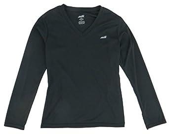 Buy Avia Ladies Long Sleeve Athletic Tee Shirt by Avia
