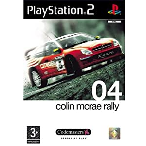 Amazon.com: Colin Mcrae Rally 04: Video Games