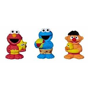Sesame Street Sesame Street Bath Squirters