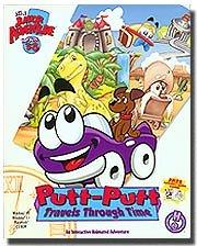 Putt-Putt Travels Through Time - Windows XP / Macintosh (Jewel Case)