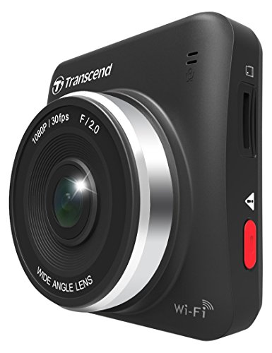 transcend drivepro 200 cam ra dashcam enregistreur video pour voiture wifi support adh sif. Black Bedroom Furniture Sets. Home Design Ideas